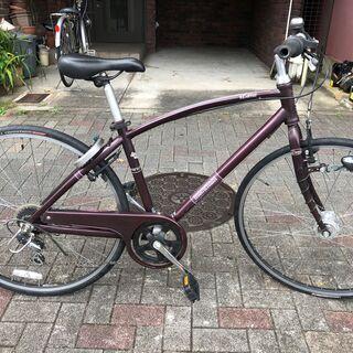 【中古】クロスバイク 450サイズ プロ整備済み