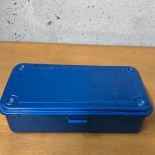 TRUSCO トランク型工具箱品番:T-190 スチール製  ブ...