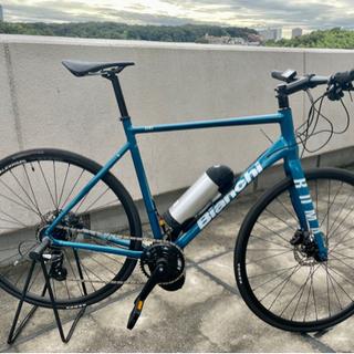 【ネット決済】Bianchi Roma III 電動アシスト 自転車