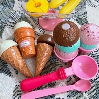 アイスクリームセット おままごと 女の子
