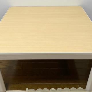 【値下げしました】リバーシブル こたつテーブル
