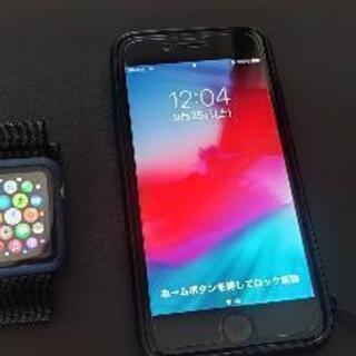 iPhone7とAppleWatch series3 セット