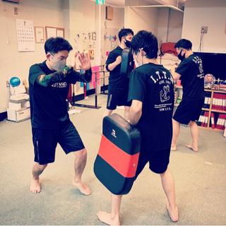 【護身術】ITTM神戸 総合護身近接格闘術
