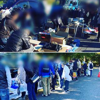 10月23日(土) 江戸川区新田自由広場フリーマーケット