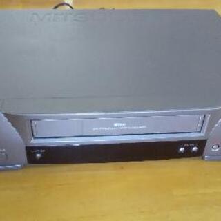 【ネット決済】三菱VHSビデオデッキ  HV-S730