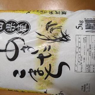 【無洗米】秋田県産あきたこまち無洗米5 kg