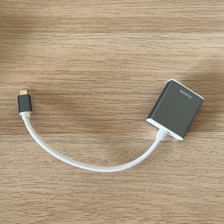 USB C to VGA ケーブル Benfei USB 3.1...