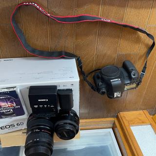 【ネット決済】カメラCanon eos6D
