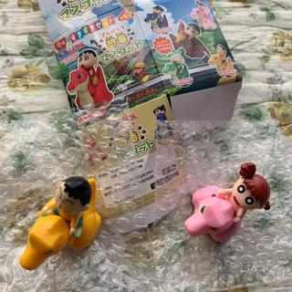 すき家 クレヨンしんちゃんおもちゃ