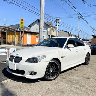 BMW 5シリーズ 525i Mスポーツパッケージカスタム 車検...
