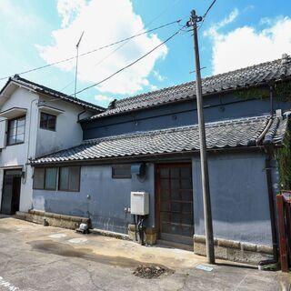 ■栃木市湊町■中古戸建■敷地は約423坪と広め