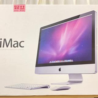 A1312 iMac Apple ジャンク 通電確認済 箱あり ...