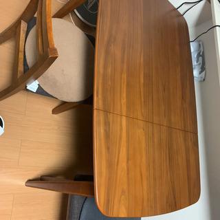 【ネット決済】ニトリダイニングテーブル