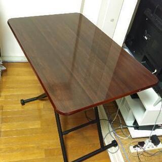【値下げ!】昇降テーブル