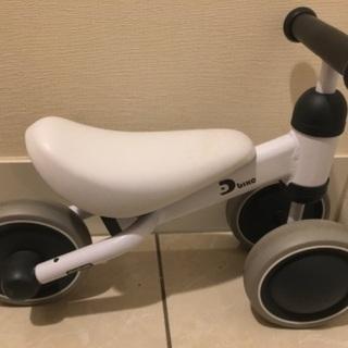 1歳からのチャレンジバイク