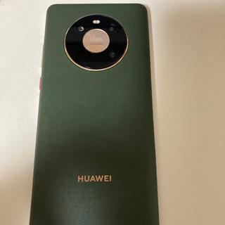 【ネット決済・配送可】huawei mate40 8+256希少機種