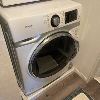 値下げ アイリスオーヤマ ドラム式洗濯機 HD71