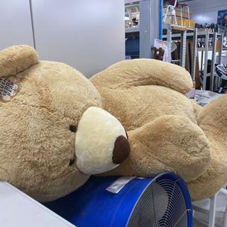 クマ ぬいぐるみ 巨大 はじめしゃちょー 子供