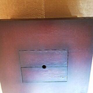 [お取り引き中]囲炉裏風テーブル
