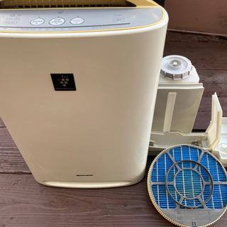 🔆値下げ❗️空気清浄機SHARPプラズマクラスター