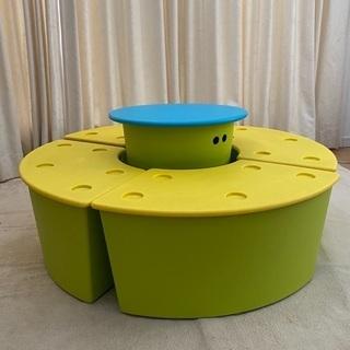 IKEA 収納テーブル&チェアー