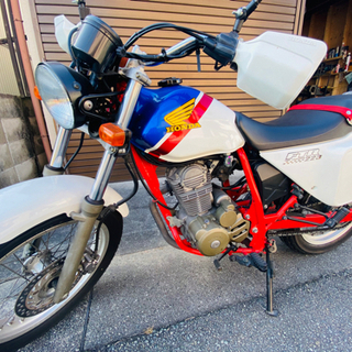【ネット決済】ホンダFTR223 走行距離15202km