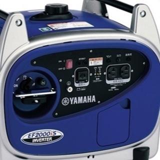ヤマハ 発電機 EF2000iS インバーター 発電機 オ…
