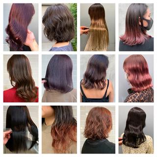 ☆10月髪の施術希望の方を募集します☆カラーモデル&カットモデ...