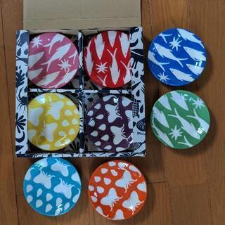 Jocomomola未使用の小皿、8枚💐