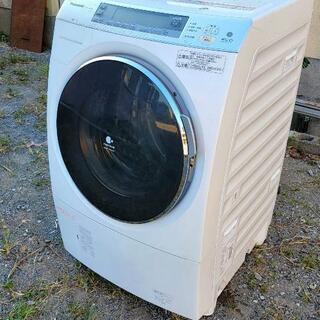 パナソニック 9kg 洗濯乾燥機 2010年モデル 動作確認済