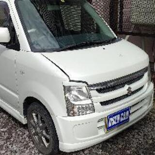 H19 ワゴンR 車検3.12 4WD 値下げ