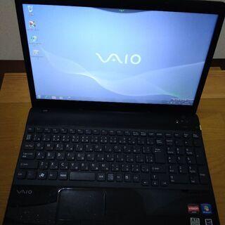 【ネット決済】ノートパソコン SONY VAIO PCG-616...