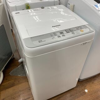 Panasonic 洗濯機 5.0kg NA-F50B9