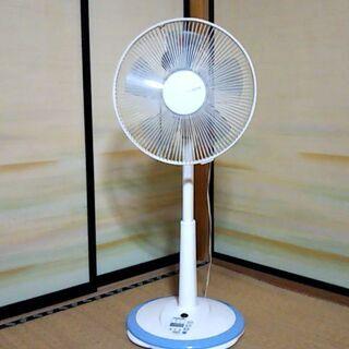 扇風機 タイマー・モード・風量設定可能