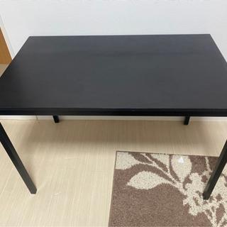 IKEA デスク(黒)