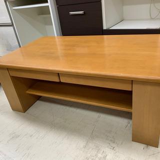 ニトリ センターテーブル NA 収納家具 ラック Y10