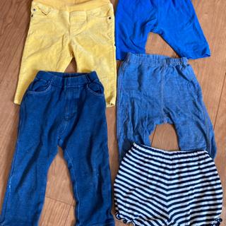 子ども服 幼児ズボン セット 80〜90センチ