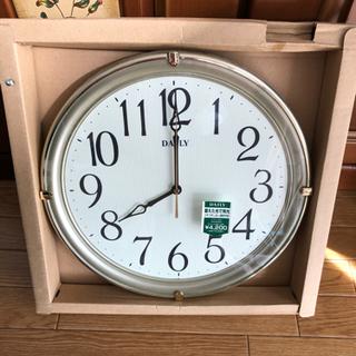MAX値下げ⬇️美品❗️コチコチしない掛時計