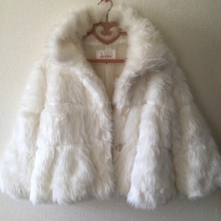 【ネット決済】Honeysのホワイトコート