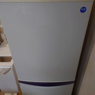 National製冷蔵庫「NR-BB143J」譲ります!