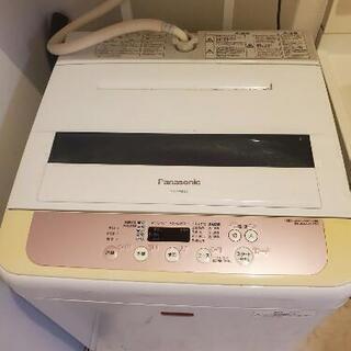 パナソニック5k洗濯機