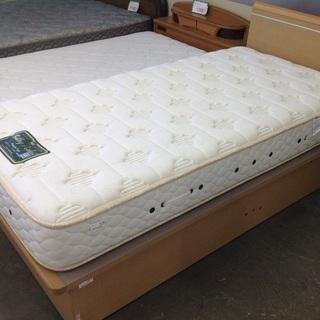 日本ベッド 円筒形ばね コイルスプリング シングルマットレ…