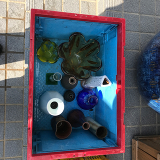 【値下げ】花器 まとめて 花瓶 全11種類