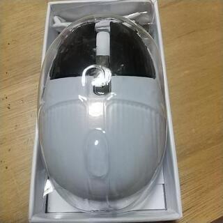 ワイヤレス充電式マウス新品