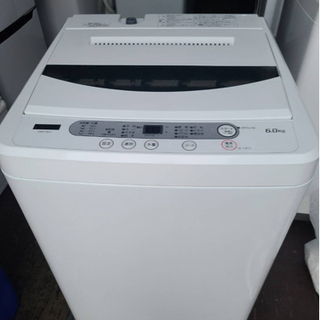 No.1093 ヤマダオリジナル 6kg洗濯機 2019年…