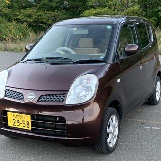 ★平成19年  日産 モコ 4WD 車検 令和4年 7月  ●冬...