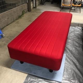 日本製 セミシングルベッド