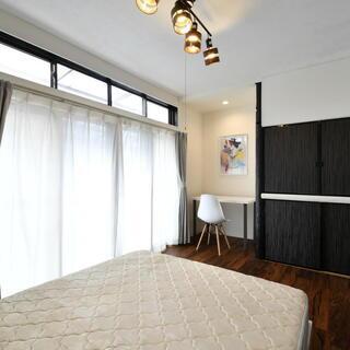 新しい住まいのカタチ・男女可【Familie Brooklyn Deco】緑と光を感じるブルックリンスタイルのシェアレジデンス - シェアハウス