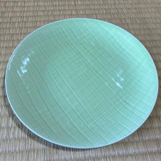 プレート 平皿 中平皿 グリーン