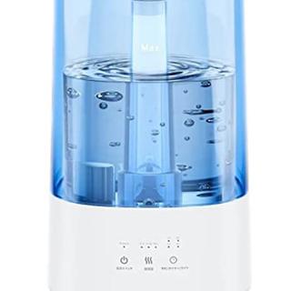 【新品未使用】加湿器 超音波式 卓上 大容量 3.5L 超音波加...
